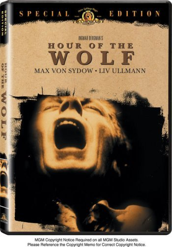 Hour of the Wolf (Vargtimmen) by Max von Sydow