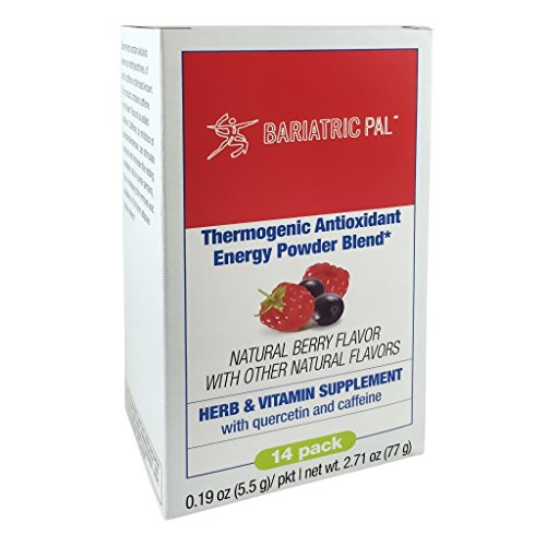 BariatricPal Thermogenic Antioxidant Energy Powder Blend