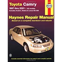 Toyota Camry and Lexus ES 300 1997-2001