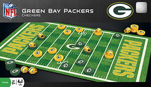 Toy Stores Green Bay : Packers checkers green bay packer