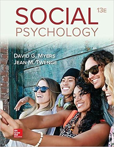 Amazon Com Loose Leaf For Social Psychology 9781259911040 David