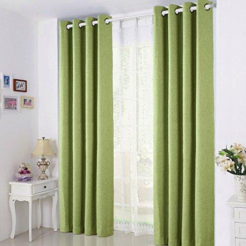 Green Linen Fabric - 3