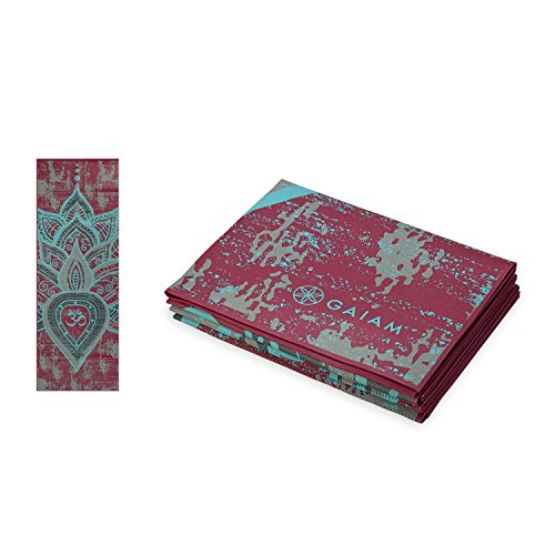 Gaiam Foldable Yoga Mats