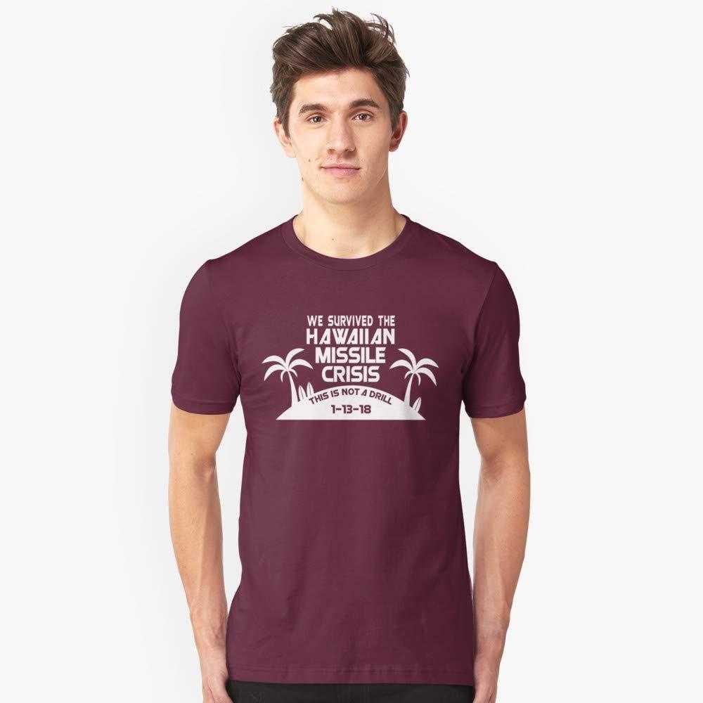 Hawaii Missile Crisis T-shirt