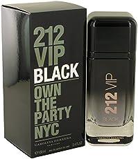 44e24e6b5e 212 VIP Black Carolina Herrera cologne - a new fragrance for men 2017