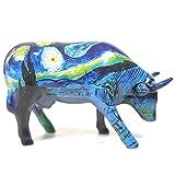 Vincet's Cow (Medium Ceramic) by CowParade