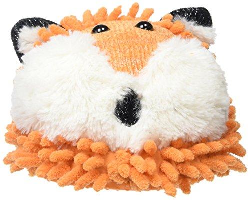 Aroma Home Shoes Fuzzy Friends, Zapatillas de Estar por Casa para Mujer Naranja (Orange)
