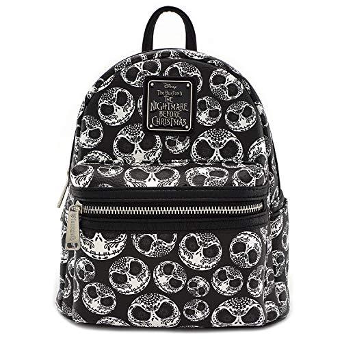 Nightmare Before Christmas Jack Skellington Mini Backpack Standard