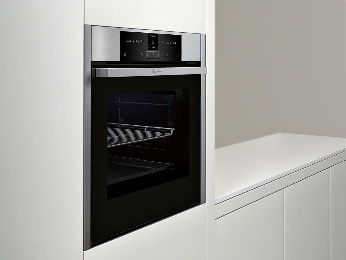 neff set basic 611 einbau backofen kochfeld autark backofenset ... - Einbau Küchengeräte Set