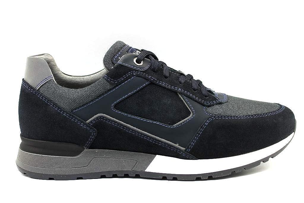 NG A800560U Blu Sneakers Casual Sportive Scarpe Uomo (44