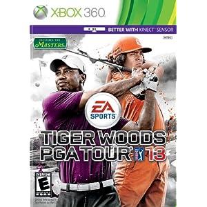 Tiger Woods PGA TOUR 13 - Xbox 360