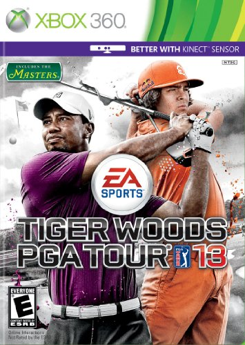 Tiger Woods PGA TOUR 13 - Xbox 360 (Golf Tour Pga Hat)