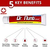 Dr. Numb 5% Lidocaine Topical Anesthetic Numbing