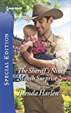 img - for The Sheriff's Nine-Month Surprise (Match Made in Haven) book / textbook / text book