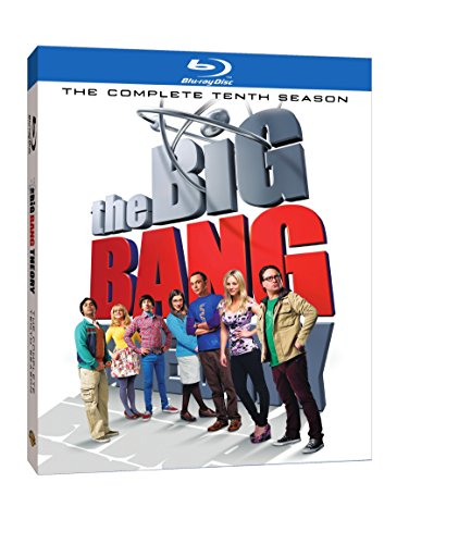 Which are the best big bang theory 10 blue ray available in 2020?