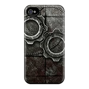 Iphone 6plus Mxm403KdRX Customized Lifelike Gears Of War Image Anti-Scratch Cell-phone Hard Cover -AlissaDubois