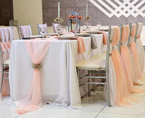 Aqua Time to Sparkle TtS 70cm X 10M Organza Fabric Roll Sash Table Runner chair Sashes Chair Cover Bows Swags for Wedding Party