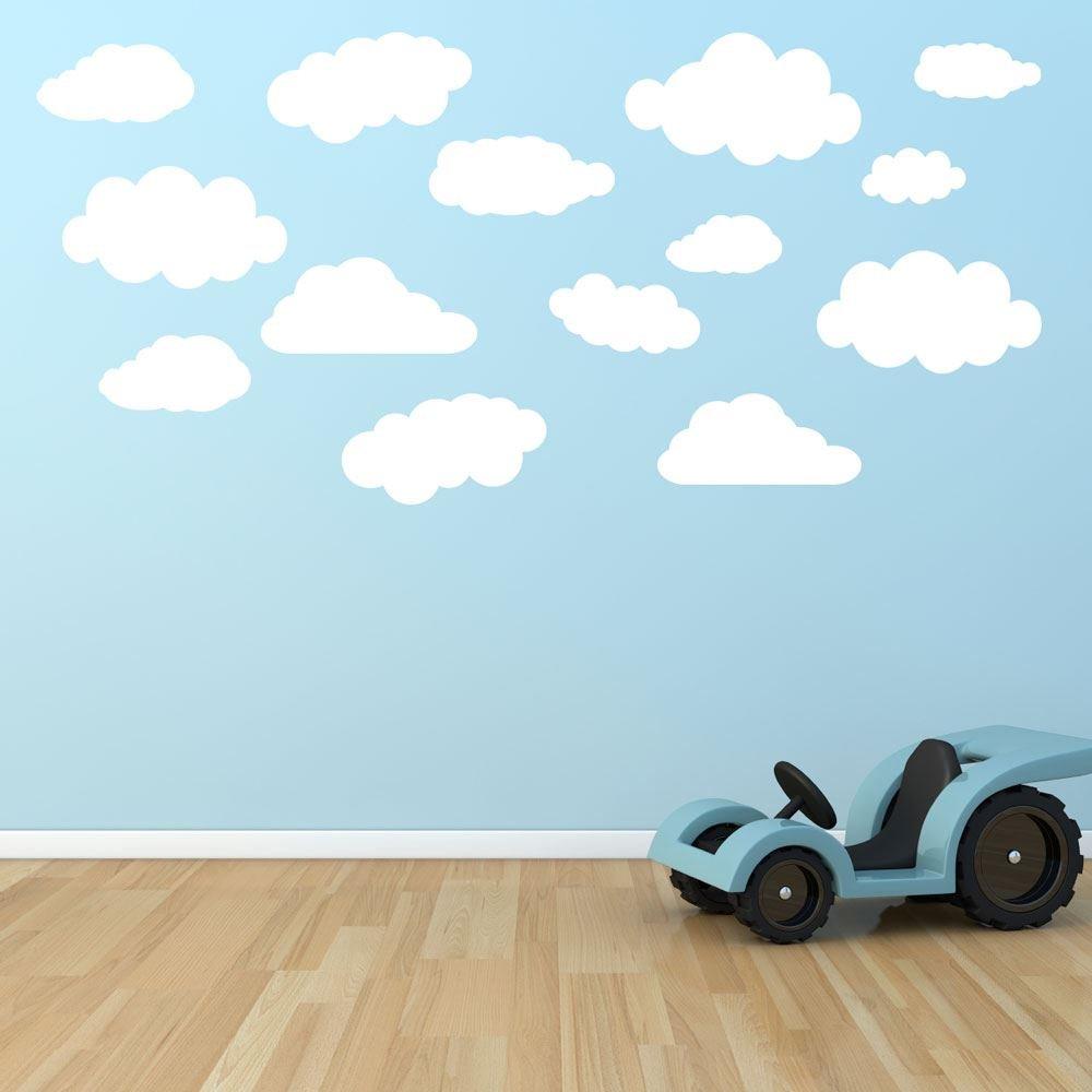 Supertogether nuages 200b200bblancs repositionnable enfants ...