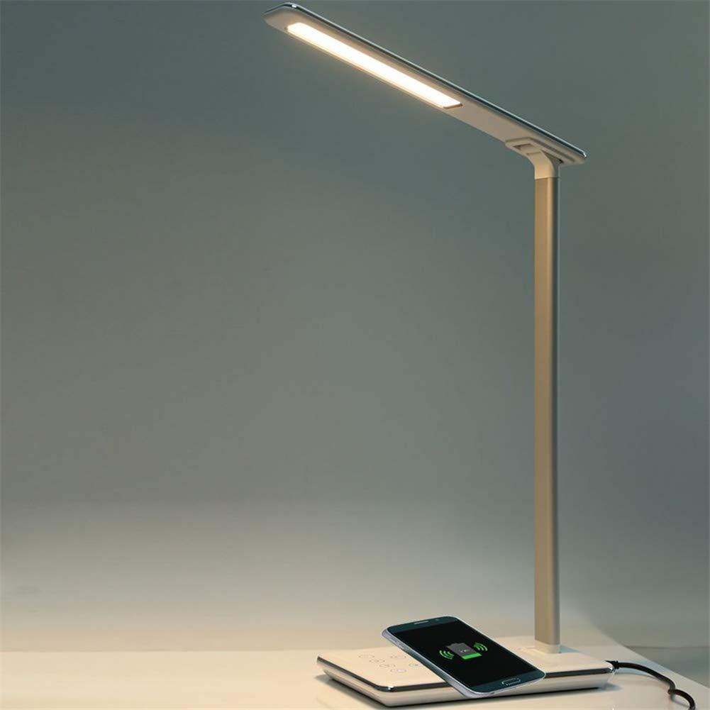 TDMBM - Lámpara Lámpara Lámpara de escritorio con 4 luces LED, temperatura de color 321fc3
