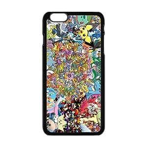 Cool-Benz Pokemon anime cartoon Phone case for iPhone 6 plus