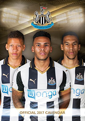 Newcastle Official 2017 A3 ()