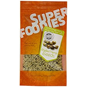 Superfoodies Superfoodies Organic Shelled Hemp See...
