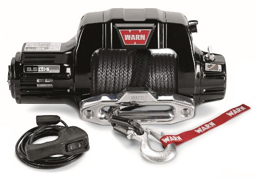 WARN 97600 9.5cti-s Winch with Synthetic Rope