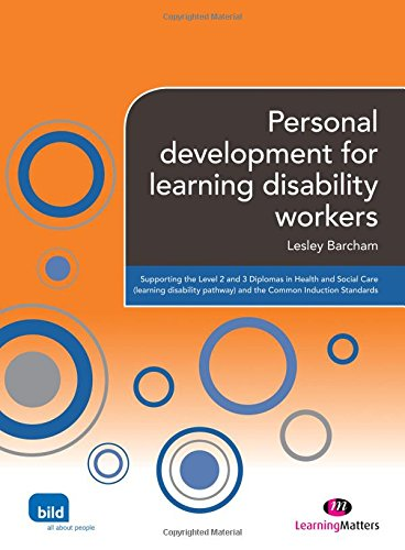 Personal development for learning disability workers (Supporting the Learning Disability Worker LM Series)