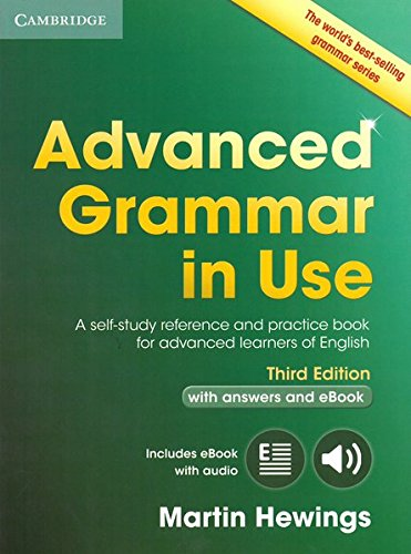 Advanced Grammar in Use Book with Answers and Interactive eBook Klett Edition