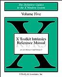 X Toolkit Intrinsics Reference Manual, Flanagan, David, 1565920074