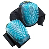 Neiko 53868A Ultra Comfort Gel-Filled Knee Pads for Professional and Home Use One Size Fits All