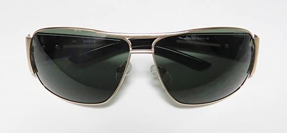 Guess Womens GF0143 Wire Rim Wrap Around Fashion Sunglasses