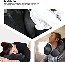 Kmall Travel Pillow Inflatable Neck