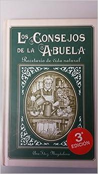Book Consejos de La Abuela, Los