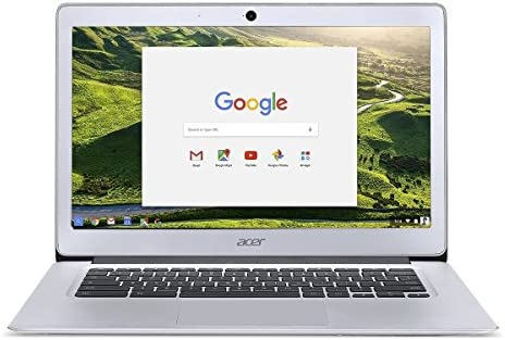2018 Acer 14′ FHD IPS Display Premium Flagship Business Chromebook-Intel Celeron Quad-Core Processor Up to 2.24Ghz, 4GB RAM, 32GB SSD, HDMI, WiFi, Bluetooth Chrome OS-(Renewed)