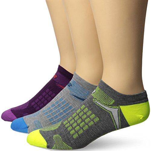 Cushion Running Shoes Reviews (New Balance Men's Techinical Elite 3 Pack Socks)