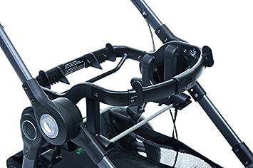 Teutonia F60860503999900 Child Car Seat Adapter For Tario Black