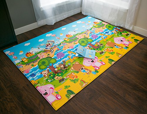 Baby Care Play Mat Large Pingko Friends Buy Online In