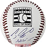 Craig Biggio Signed Autographed Rawlings Hall of Fame Baseball Inscribed HOF 2015 TRISTAR COA
