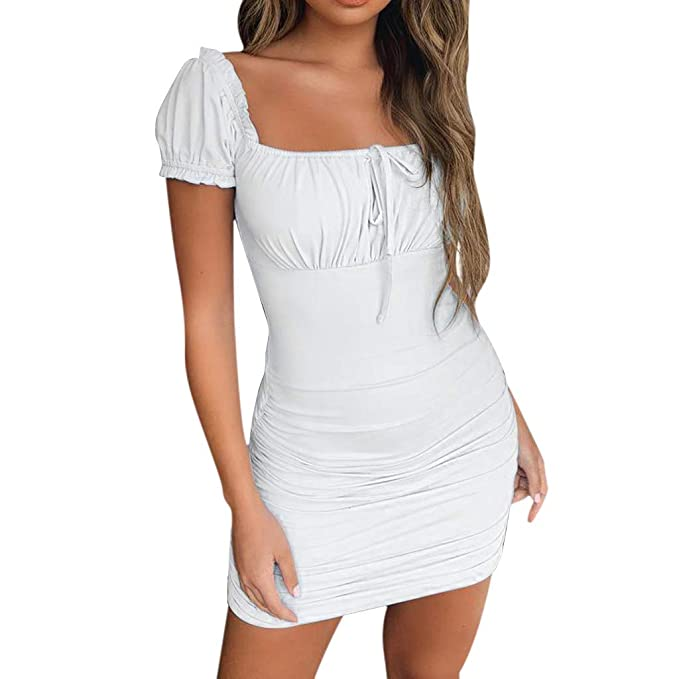 Vestido de Falda de Encaje Sin Mangas Vestidos Playeros ...