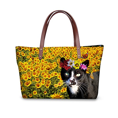 C8wcc1605al Bags Large Casual Handbags FancyPrint Women Shoulder apgqCwpxBn