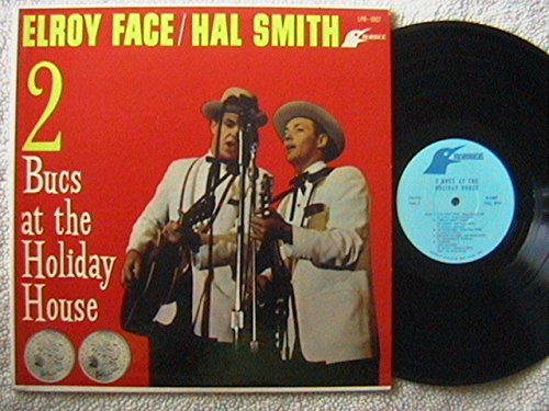 PITTSBURGH PIRATES 1960 ELROY FACE HAL SMITH BOB PRINCE 2 BUCS MUSIC LP RARE
