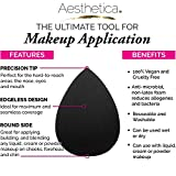 Aesthetica Cosmetics Beauty Sponge Blender - Latex