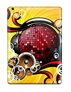 (AssxBje1852Ahjyi)durable Protection Case Cover For Ipad Air(music)