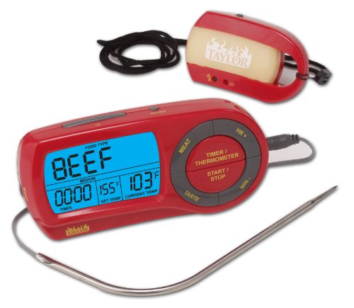Taylor Wireless Thermometer Pager Discontinued Manufacturer