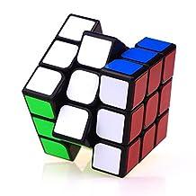 Tobway NEW Black Rubik's Magic Cube Cubes 3x3x3,55mm,MF3