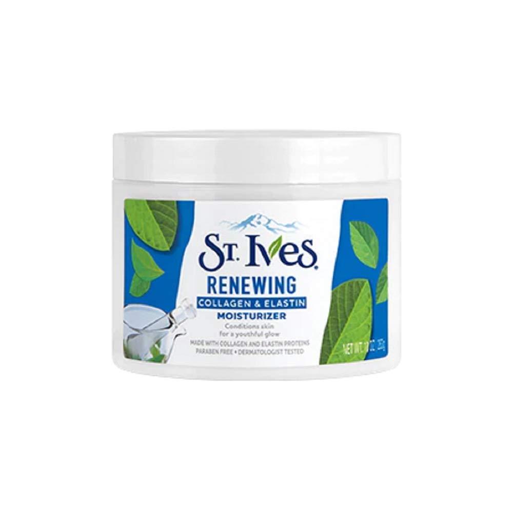 1e182f0484c5 Amazon.com: St Ives Renewing Skin Collagen and Elastin Facial ...
