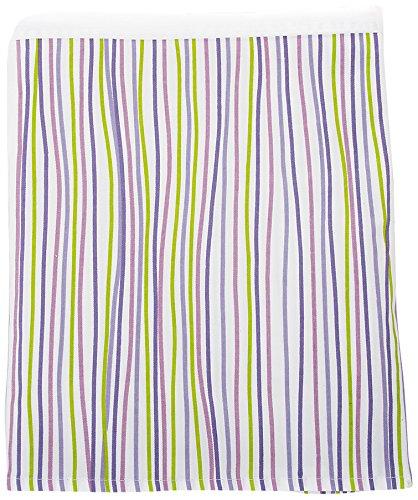 Sweet Potato Lulu Full Bed Skirts, White/Lavender/Green/Purple by Sweet Potatoes [並行輸入品] B00A6DAA0G