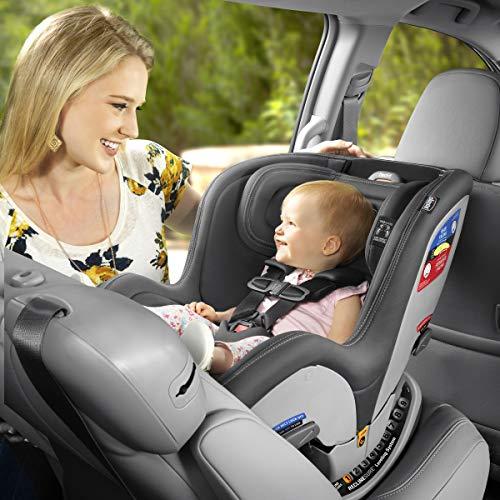 51nQgsyBAjL - Chicco NextFit Sport Convertible Car Seat, Black