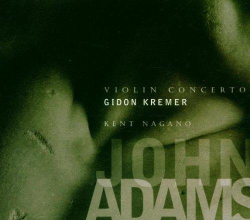 Cover of Adams: Violin Concerto/Shaker Loops